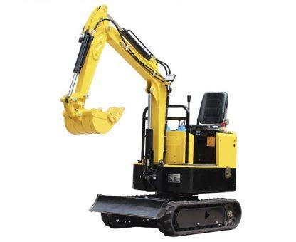 Billig minigrävare 1 ton till salu. Finns med tillbehör som hydraulhammare, skördaraggregat, planeringsskopa, timmergrip, snabbfäste, borr mm.
