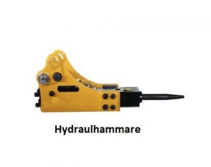 Hydraulhammare minigrävare