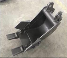 dikesskopa minigrävare smal skopa 200mm